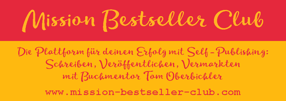 Logo der Selfpublishing-Plattform Mission Bestseller Club
